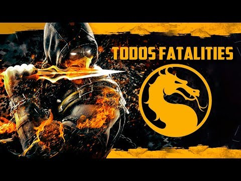 Todos os FATALITIES - Mortal Kombat 11 até agora thumbnail