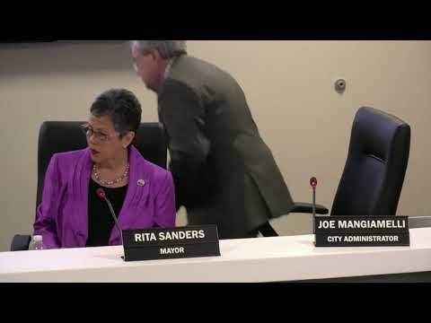 Bellevue City Council May 14, 2018