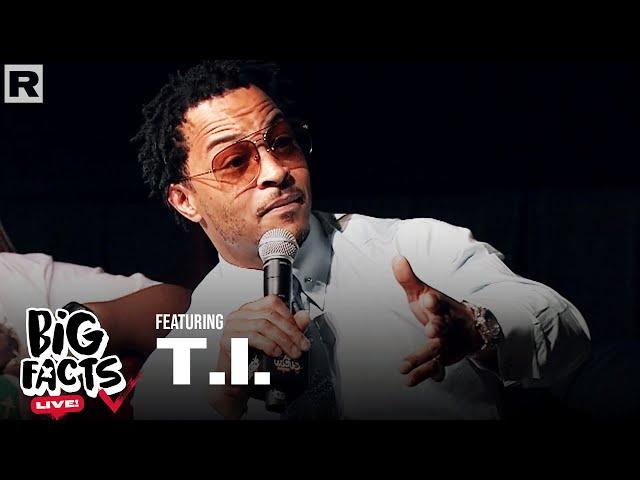 T.I. On ATL 2, Recent Sexual Allegations, Rap Retirement, Fatherhood & More | Big Facts