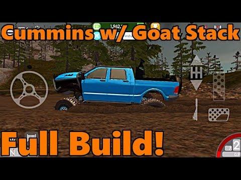 Gigabit Off-Road   Cummins Truggy, Full Build w/ GOAT STACK! + MUDDING