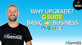 How We're Using G Suite as a Business? (G Suite Business