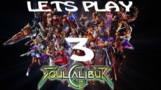 Lets Play Soul Calibur 2 Part 3 Mizar Again