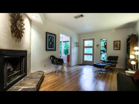 Traditional turned Modern Cottage in Lakewood Heights | Dallas Moderns