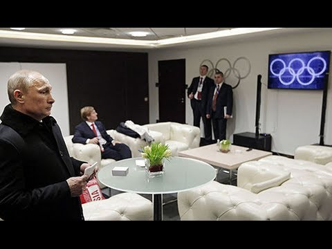 Why Vladimir Putin saw the fifth Olympic ring