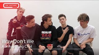 Why Don't We Talk Selena Gomez. Full Chat