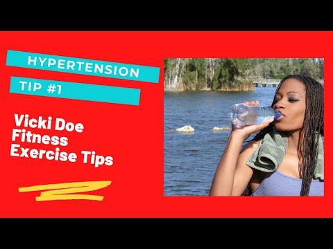Hypertension Cardio Endurance Exercises