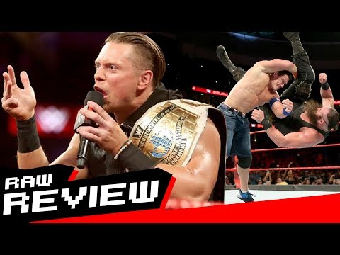 REVIEW-A-RAW 9/11/17: Braun Strowman vs John Cena, Miz Buries Enzo Amore