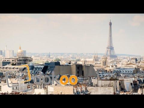 Auf den Dächern der Stadt - Paris | Doku