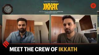 Ikkat was inspired by lockdown, say filmmakers Esham and Haseen Khan | Pawan Kumar