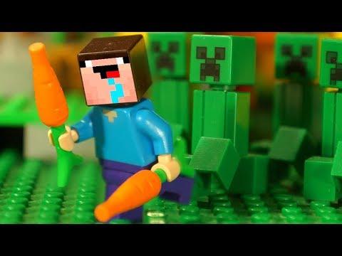 Лего НУБик Майнкрафт и Борька - Мультики Все Серии Подряд - Видео для Детей - Мультфильмы