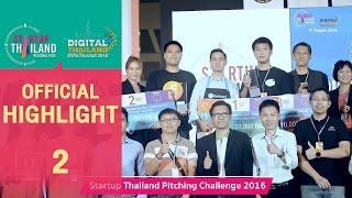 Highlight | Startup Thailand & Digital Thailand @Chiang Mai Part2