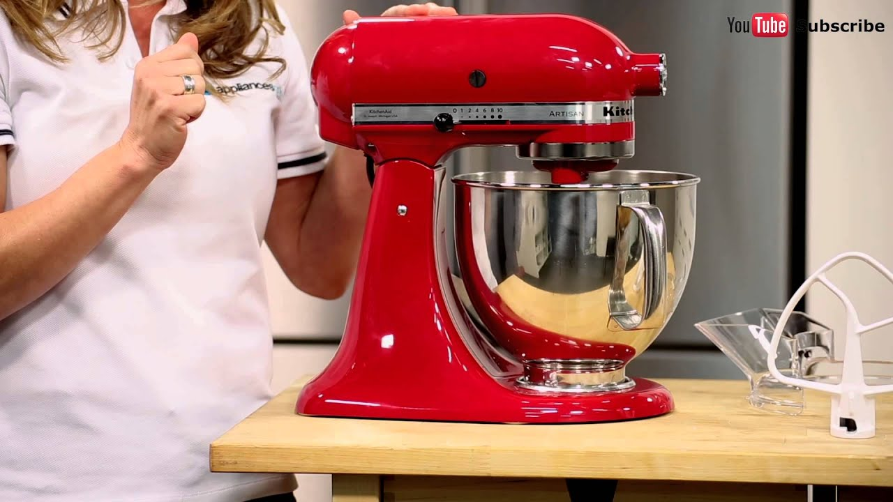 Kitchenaid Küchenmaschine Video Kitchenaid Artisan Ksm150 Stand Mixer 91010 Reviewed By Product Expert Appliances Online