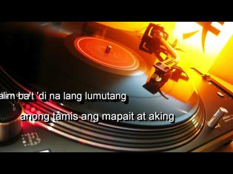Sana By Up Dharma Down w/ Lyrics