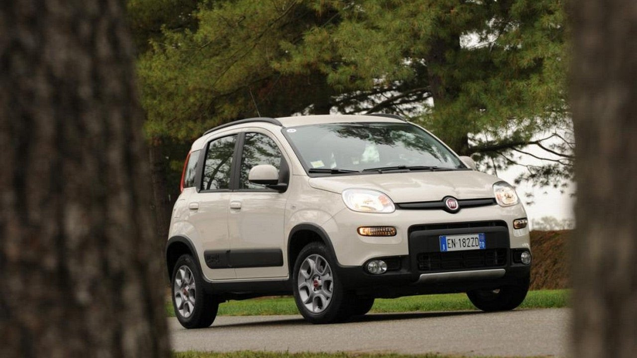 new 2017 fiat panda 4x4 youtube. Black Bedroom Furniture Sets. Home Design Ideas