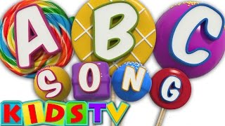 ABC Song | Alphabet Song For Kids | Nursery Rhymes For Toddlers by Kids Tv