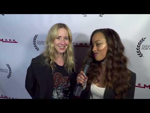 Laura Burnett at Culver City Film Festival