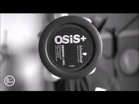 OSIS+ Session Label Molding Paste Review & Styling
