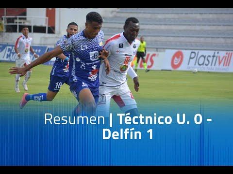 Tecnico U. Delfin Goals And Highlights