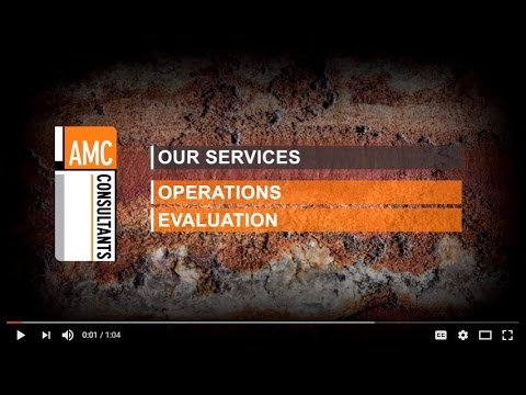 AMC Consultants - Services