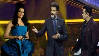 When Salman Khan MEETS Aishwarya Rai On The Sets Of Dus Ka Dum | Fanney Khan Promotions