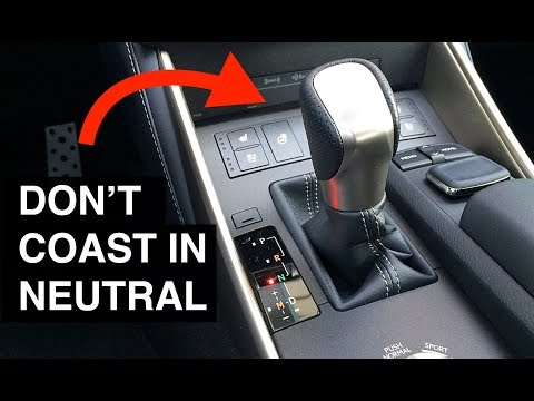 Thumbnail: 5 Things You Should Never Do In An Automatic Transmission Vehicle