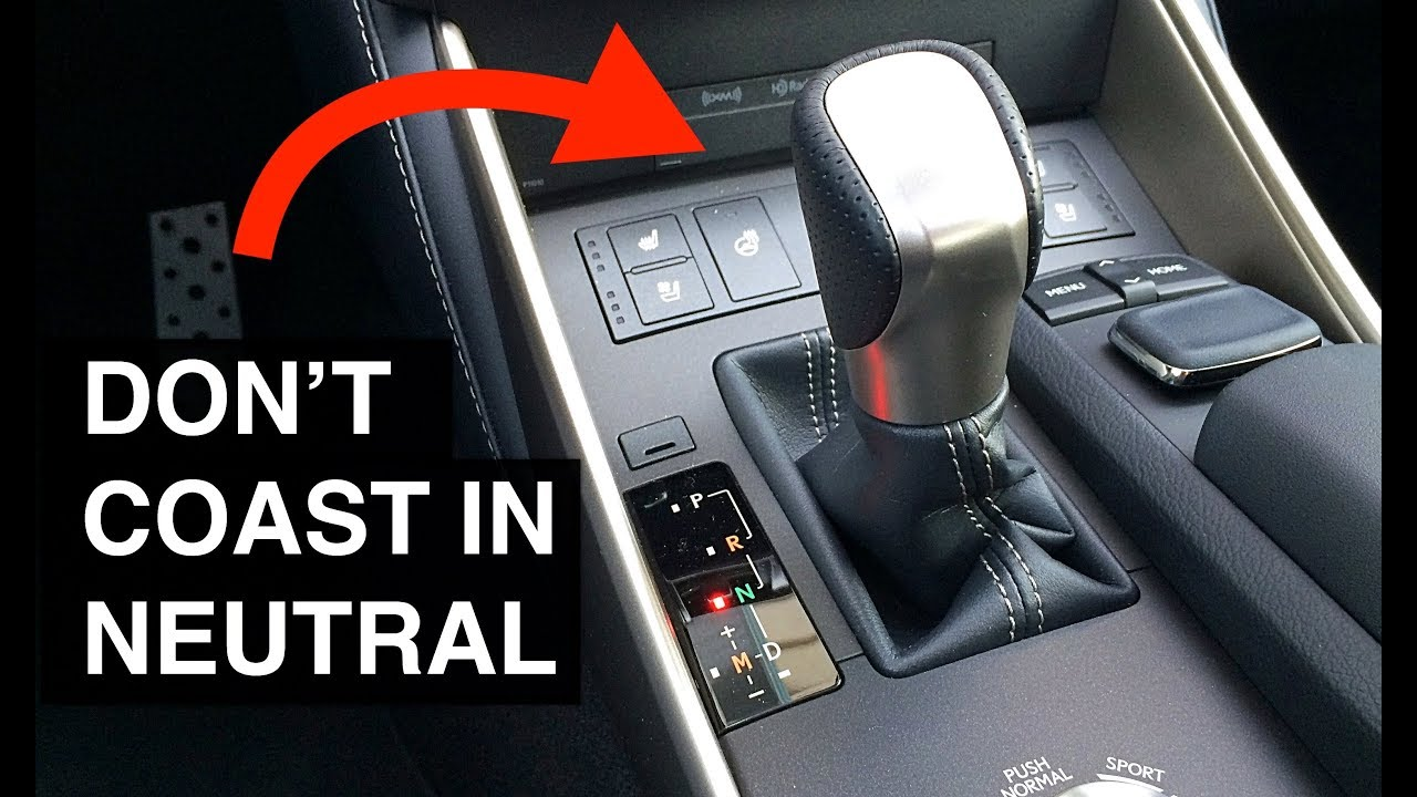 5 things you should never do in an automatic transmission vehicle [ 1280 x 720 Pixel ]