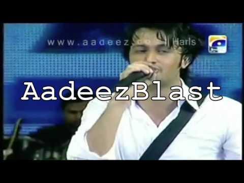 Atif Aslam Performing O Re Piya + Allah Hu + Mera Piya Ghar Aaya at Pond's Concert