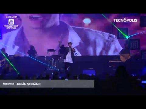 Werevertumorro, Julian Serrano junto a muchos youtubers en Social Artists Tour