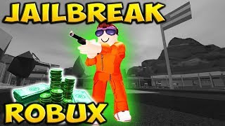 FREE ROBUX GIVEAWAY EVERY 10 MIN IN JAILBREAK ROBLOX