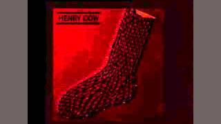 Gambar cover Henry Cow & Slapp Happy - War (Original Mix)