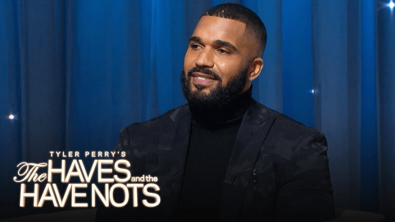 Download Tyler Lepley Talks About Playing Benny   Tyler Perry's The Haves and the Have Nots   OWN