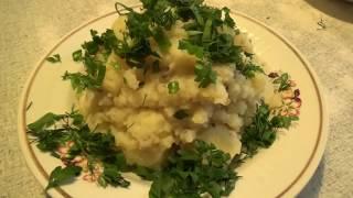 #турецкая#кухня Сливочное пюре/Самое быстрое и вкусное картофельное пюре