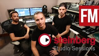 Steinberg Studio Sessions: Dirtyphonics – Part 2