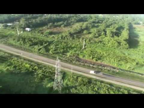 Skydance paramotor tour Suriname 2012