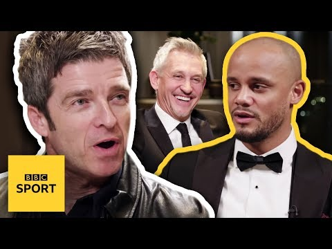 Vincent Kompany & Noel Gallagher disagree over Man City's most important goal - BBC Sport