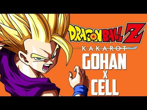 Dragon Ball Z Kakarot #13 - Gohan x Cell, a CENA MAIS ÉPICA