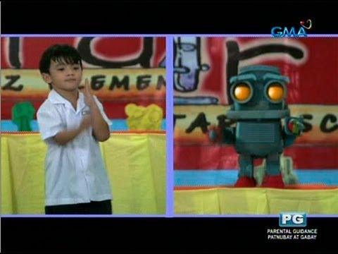 Binoy Henyo: Binoy At Bibot, Nagpakitang Gilas Sa Science Fair