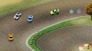 Гоночный чемпионат по дрифту (Drift Cup Racing) // Геймплей