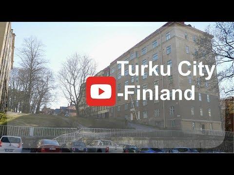 Turku City - Finland
