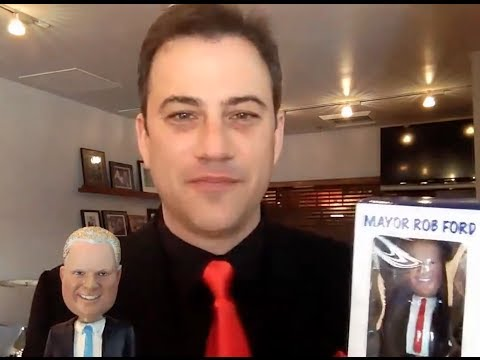 Jimmy Kimmel Visits Ford Nation