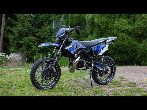 Yamaha DT 50X Project