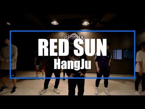 대구댄스학원 브롱스 choreography class : MINZY / music : HangJu - Red Sun
