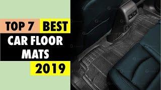Best Car Floor Mats 2019 | Top 5 Car Floor Mats