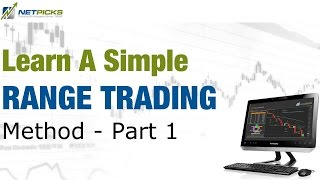 Learn A Simple Range Trading Strategy Part 1