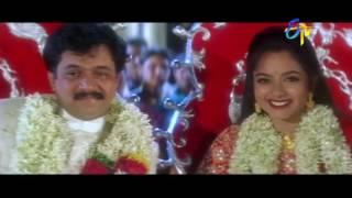 Jabilamma Aagavamma Full Video Song | Subhavaartha | Arjun | Soundarya | ETV Cinema