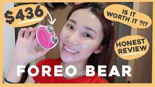 FOREO BEAR REVIEW + DEMONSTRATION | MONGABONG