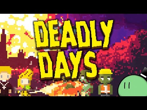 Cub Plays: Deadly Days [Sponsored] |