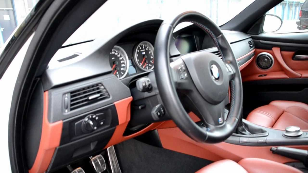 Bmw M3 E92 Overview Interior And Start Up Youtube