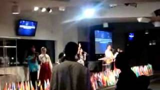 As we worship You (Don Moen) @ INTL Night 07:30.10