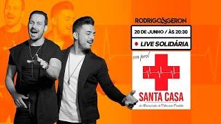 Live Solidária - Rodrigo e Geron ( Santa Casa de Patrocínio Paulista - SP )